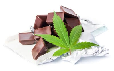 Cannabis Chocolate for the Win