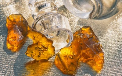 Here's How to Do a Dab For Potent High